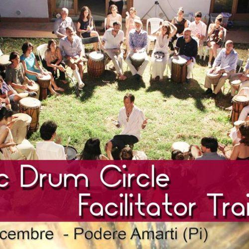2° VMC Basic Drum Circle Facilitator Training con H.Filippo Chiostri